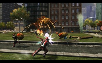 Русификатор для Earth Defense Force: Insect Armageddon
