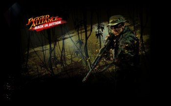 Обои Jagged Alliance: Back in Action