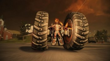Секреты Twisted Metal (2012)