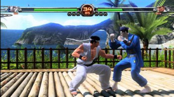 Коды для Virtua Fighter 5: Final Showdown