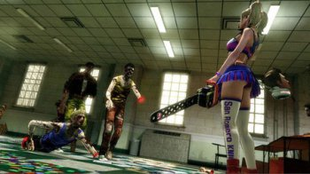 Музыка из Lollipop Chainsaw