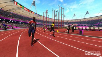 Русификатор для London 2012: The Official Video Game of the Olympic Games