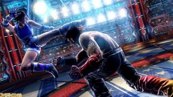 Tekken Tag Tournament 2 на PC